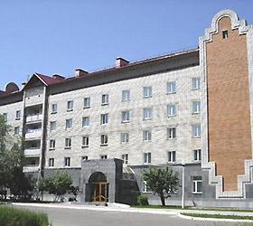 Гостиница Дземги
