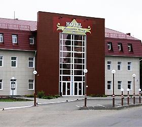 Гостиница Александр Хаус