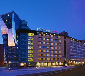 Гостиница Кортъярд Марриотт Иркутск Сити Центр