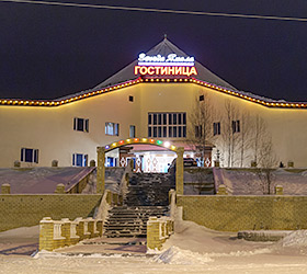 Гостиница Звезда Ямала