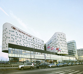 Гостиница Краун Плаза Санкт-Петербург Аэропорт