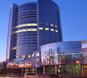Гостиница Панорама Бизнес Отель WTC Екатеринбург