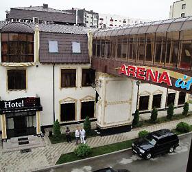 Гостиница Арена Сити