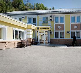 Гостиница Журавли Парк-Отель