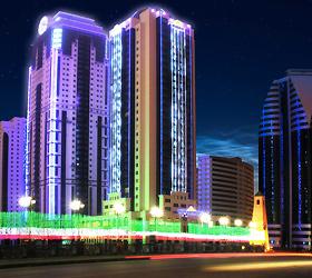 Гостиница Грозный Сити