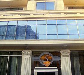Гостиница Сапфир