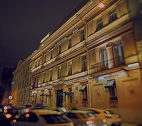 Гостиница Домина Престиж Отель Санкт-Петербург