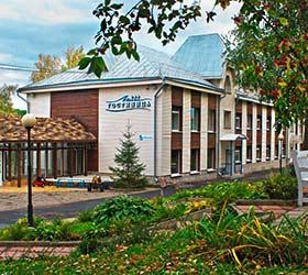 Гостиница Мечта Парк-Отель