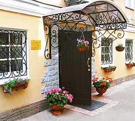 Гостиница Треззини Арт-Отель