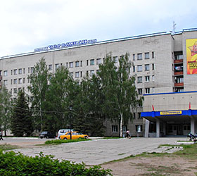 Гостиница Черемшан