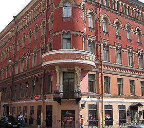 Гостиница Петербургская Элегия Мини-отель