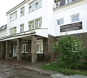 Гостиница Славянка