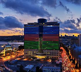 Гостиница Хилтон Баку