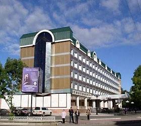 Гостиница Центральная (б. Восток)