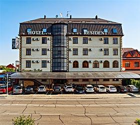 Гостиница Резидент