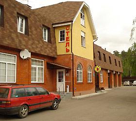 Гостиница Калина