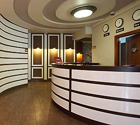 Гостиница Аврора
