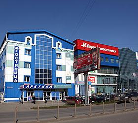 Гостиница Антарес