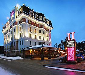 Гостиница Пале Рояль
