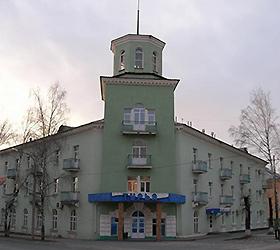 Гостиница Турья