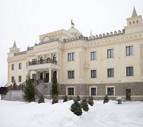 Гостиница Набат Палас