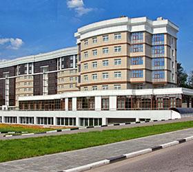 Гостиница Альянс Гринвуд Отель
