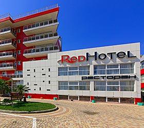 Гостиница Рэд Отель