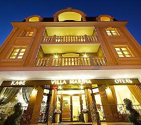 Гостиница Вилла Марина Отель