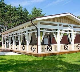 Гостиница Грин Парк