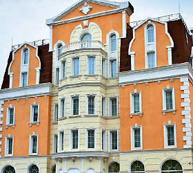 Гостиница Галерея Парк Волгоград (б. Гранд Империал Хантинг Отель и СПА)