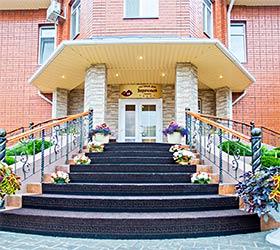 Гостиница Заречный Гостиный Дом