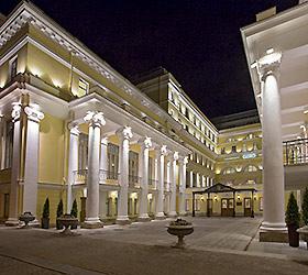 Гостиница Эрмитаж Официальная  Музея Государственный Эрмитаж