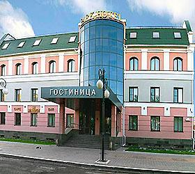 Гостиница Парк Отель Калуга