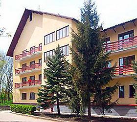 Гостиница Динамо Гостевой Дом