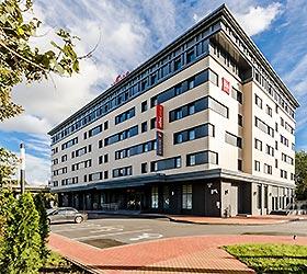 Гостиница Ибис Калининград Центр