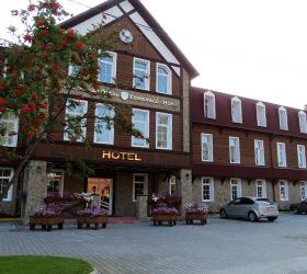 Гостиница Эсмеральд