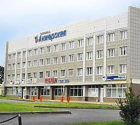Гостиница Анжерская