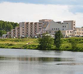 Гостиница Олимп Ивент-Комплекс