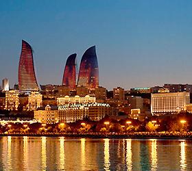 Гостиница Фермонт Отель Баку