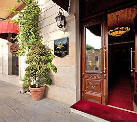 Гостиница Шах Палас