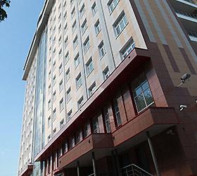 Гостиница Интурист Коломенское