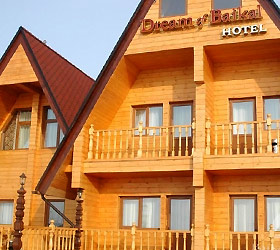 Hotel Dream of Baikal