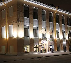 Гостиница Ареал Инн