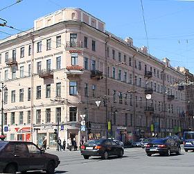 Гостиница Питерская Клуб-отель