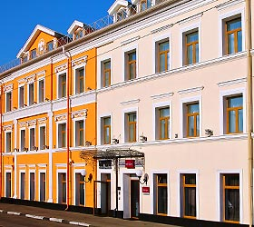 Гостиница Меркюр Москва Бауманская