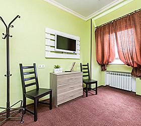 Гостиница Екатерингоф (б. Нарвская Инн)