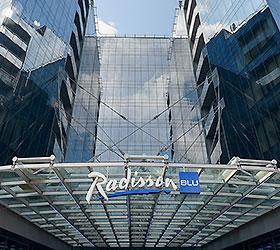 Гостиница Рэдиссон Блу Отель, Москва Шереметьево Аэропорт