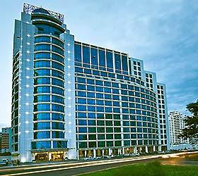 Гостиница Кавказ Баку Сити & Резиденция