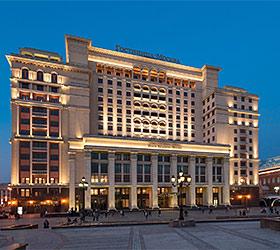 Гостиница Фор Сизонс Отель Москва