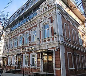Гостиница Онегин Бутик-Отель